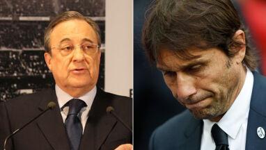 Trudne negocjacje Conte z Realem.