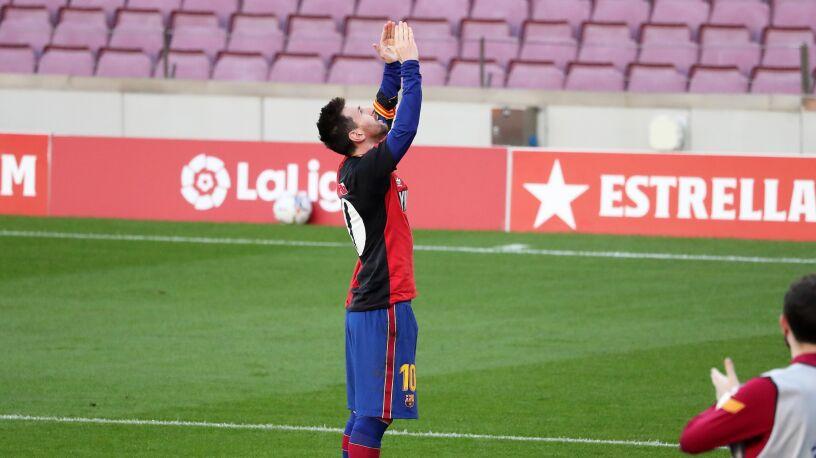 Koszulka od kolekcjonera. Barcelona zapłaci karę za hołd Messiego