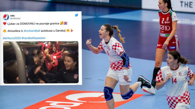 Rozśpiewany autokar. Chorwatki świętowały niespodziewane zwycięstwo