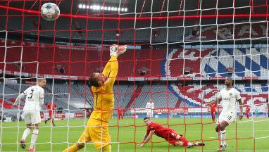 Bayern po awans, Lewandowski po kolejne gole. Półfinał Pucharu Niemiec w Eurosporcie 1