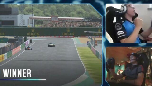 Polacy triumfują w wirtualnym wyścigu Le Mans 24 godziny