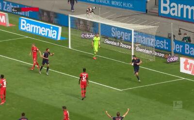 Skrót meczu Bayer Leverkusen - Bayern Monachium w 30. kolejce Bundesligi
