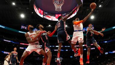 Przyszły sezon NBA może zostać skrócony. Nie chcą konkurować z igrzyskami