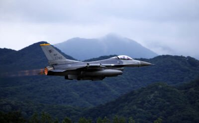 """Amerykańskie F-16 wysłane do Turcji. """"Wsparcie wojny przeciwko Państwu Islamskiemu"""""""