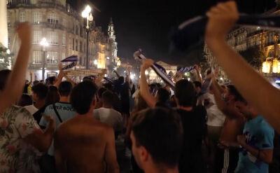 Kibice świętowali mistrzowski tytuł FC Porto