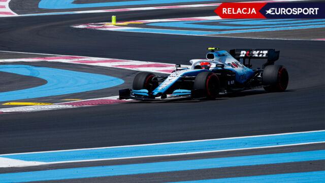 GP Francji. Relacja z wyścigu
