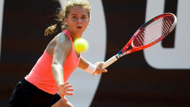 17-letnia Polka pokonała byłą finalistkę French Open