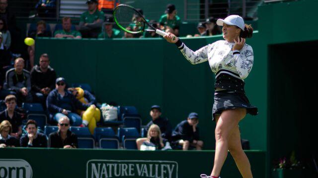 Iga Świątek pewna występu w drabince głównej Wimbledonu