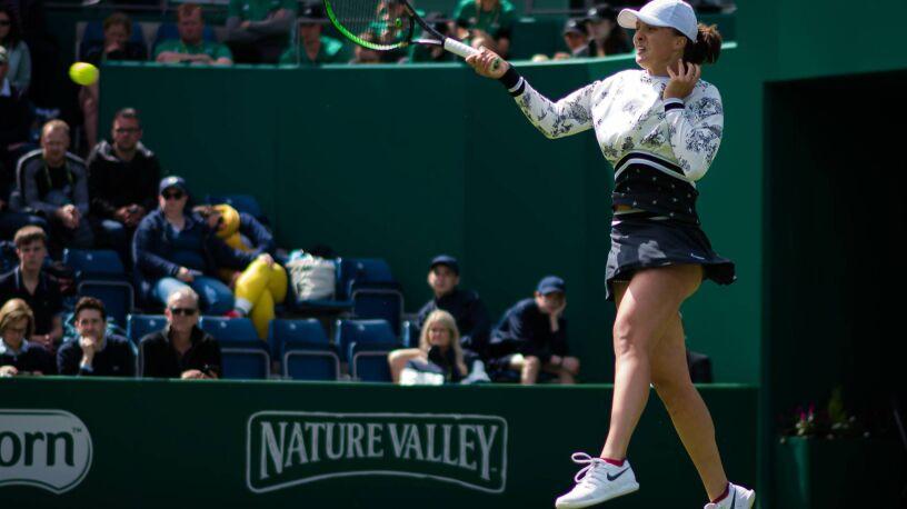 Świątek pewna występu w drabince głównej Wimbledonu