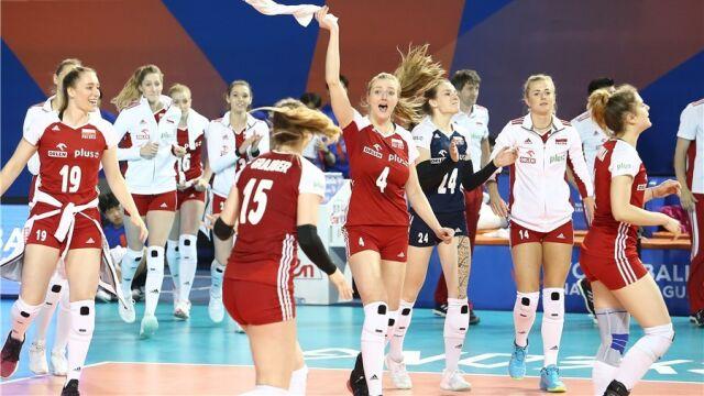 Polskie siatkarki poznały rywalki w Final Six Ligi Narodów