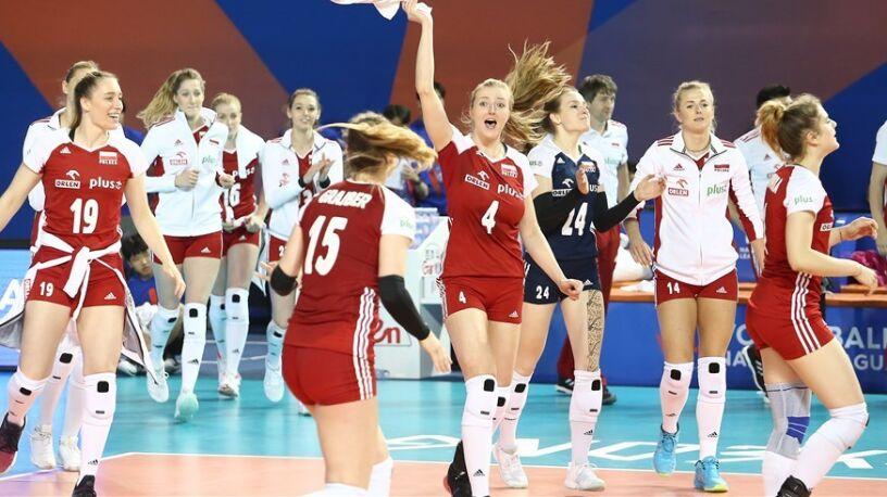 Polskie siatkarki po dziewięciu latach w Final Six Ligi Narodów