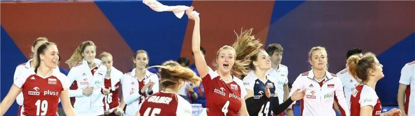 Awans szybszy niż się spodziewano. Polki po dziewięciu latach zagrają w wielkim finale Ligi Narodów