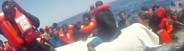 Ratowała ludzi na morzu,  może grozić jej 20 lat więzienia