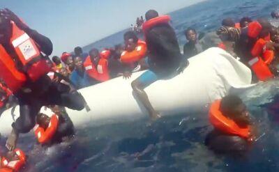 Więzienie za ratowanie migrantów?
