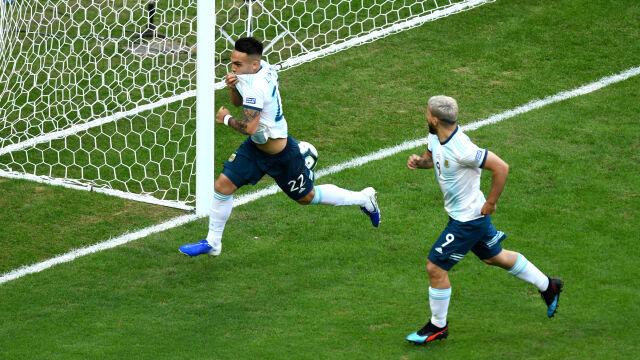 Argentyna uciekła spod topora. Awans rzutem na taśmę