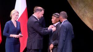 Medale za ratowanie polskich obywateli