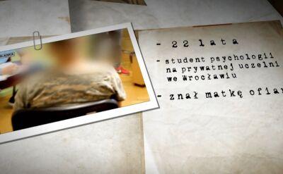 Podejrzany o zabójstwo 10-latki chciał zbudować fałszywy trop