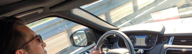 Pędził155 km/h i bez zapiętych pasów. Buffon pokazał, jak nie prowadzić samochodu