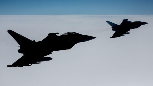 Myśliwce NATO sześć razy przechwyciły rosyjskie samoloty nad Bałtykiem