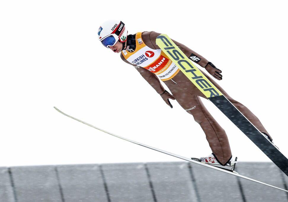 Genialny Stoch, wspaniały Kubacki. Polskie podium w Lillehammer