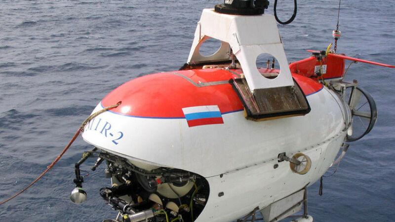 Putin w batyskafie Mir. Wojskowe mają być bardzo podobne