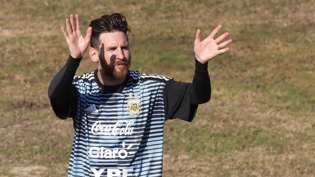 """Messi wskazał swój kolejny klub. """"Chcę kiedyś zagrać w tych rozgrywkach"""""""