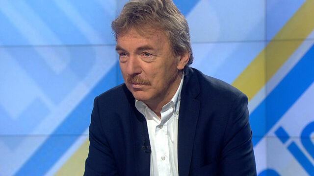 """Zbigniew Boniek w """"Jeden na jeden"""""""