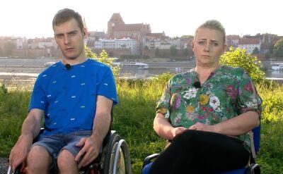 """""""Polski rząd niestety nie chce pomagać osobom niepełnosprawnym"""""""