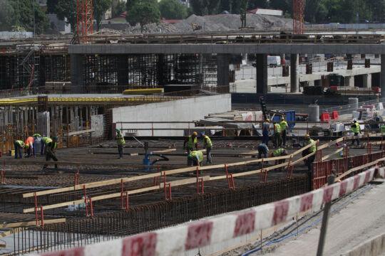 Niedługo rozpocznie się wznoszenie budynku dworca