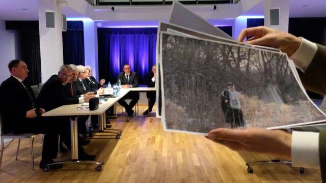 Nowaczyk o wrakowisku: Jakie zdjęcia tam robiono? Zdjęcia pamiątkowe