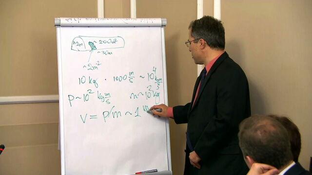 Artymowicz: dowód fizyczny, który pokazuje, że członkowie komisji Macierewicza nie znają fizyki na poziomie szkoły średniej