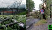 Zniszczenia na zdjęciach Reporterów 24