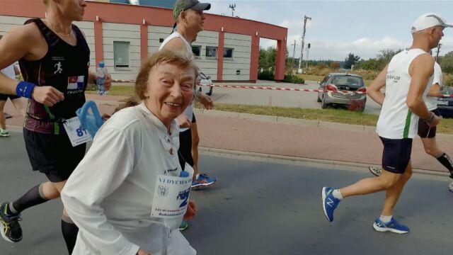 """Maraton dopiero na emeryturze. """"Ruszaj się, to nie zardzewiejesz"""""""