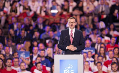 Premier: od wyborów Polaków będzie zależało, czy będziemy w stanie zwalczyć późny postkomunizm