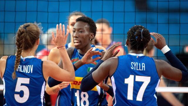 Włoszki w półfinale. Rosjanki roztrwoniły wysokie przewagi
