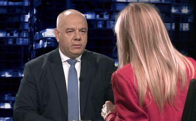 Sasin: niezaproszenie Putina to wyraz sprzeciwu wobec jego polityki