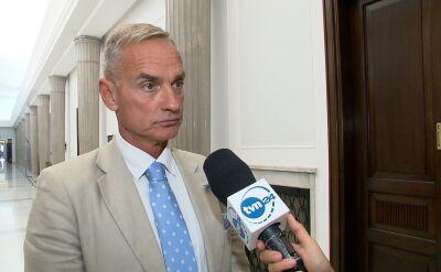 Jackowski o lotach premiera i prezydenta w statusie HEAD: były to loty związane z wykonywaniem obowiązków publicznych