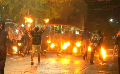 Festiwal ognia w Salwadorze