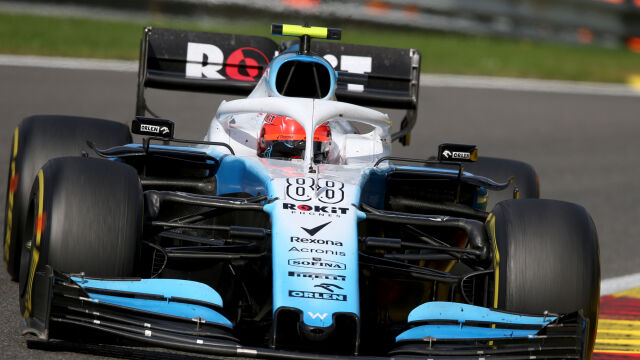 Kubica szybszy od Russella. Pierwszy trening dla Leclerca