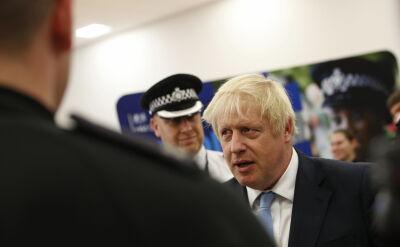 """""""Wolałbym skonać w rowie"""". Boris Johnson o przesunięciu brexitu"""