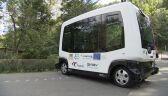 Busem bez kierowcy do gdańskiego zoo