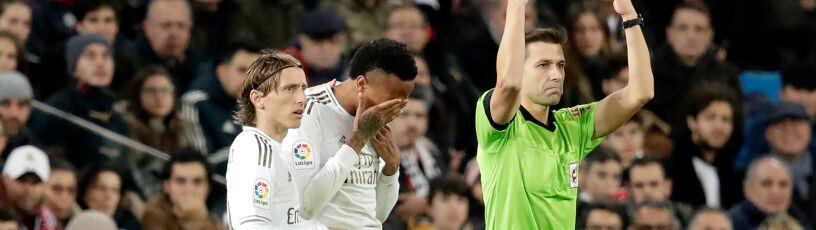 Niecodzienna kontuzja piłkarza Realu Madryt