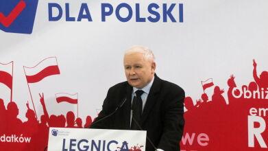 Kaczyński: ostatnie cztery lata to było udeptywanie ziemi do pojedynku