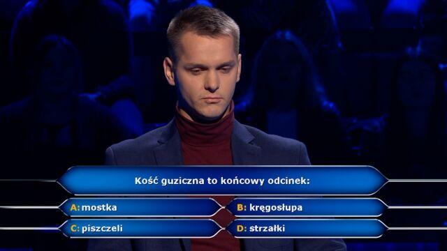 Pytanie o kość guziczną za 10 tysięcy złotych