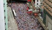 Mija sto dni od początku protestów w Hongkongu
