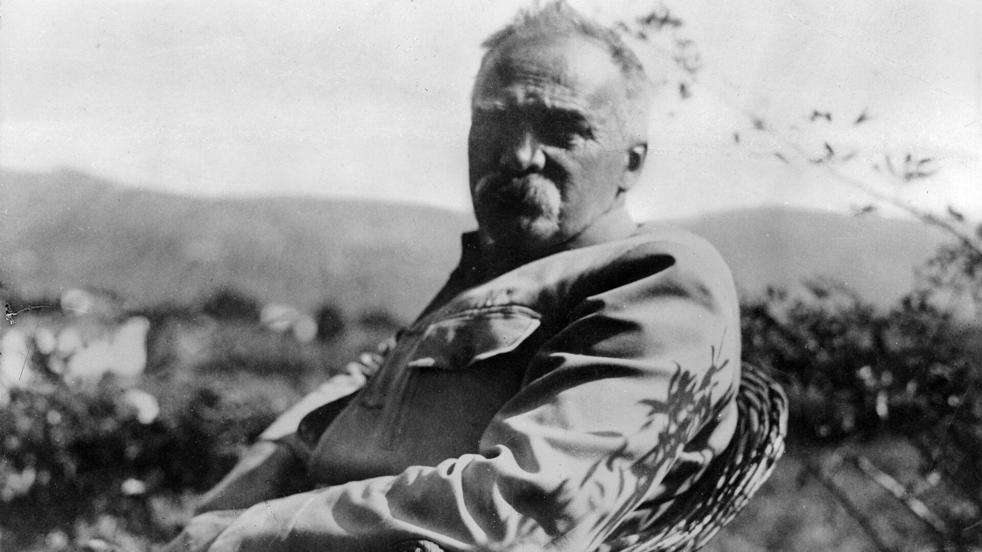 Józef Piłsudski Kim Był Historia I życiorys Marszałka I