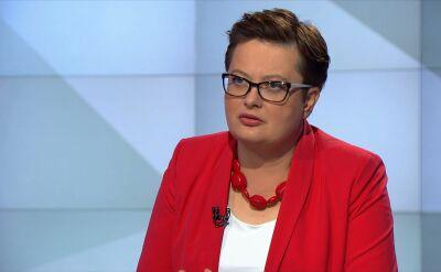 Lubnauer: dużo rzadziej słyszę, że z powodu lidera będzie trudno komuś zdecydować się na głosowanie na tę listę