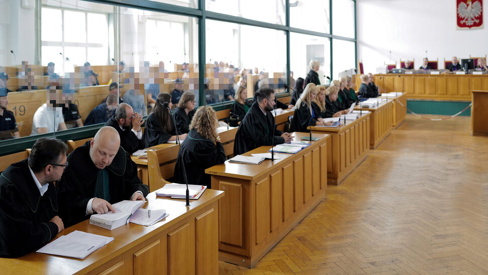 Psychofani stanęli przed sądem