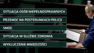 Nocne sprawozdanie RPO w Sejmie