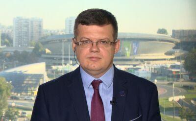 Krystian Markiewicz o wpisie Dudzicza: nie wyobrażam sobie żeby wypowiadać takie rzeczy